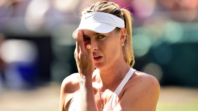 e5b3304a506b Maria Sharapova tested positive for meldonium which was added to the list  of prohibited substances this