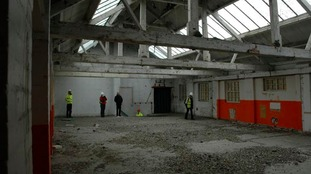 Leicester City Council restoring Friars Mill