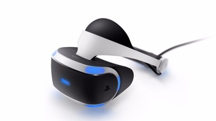PlayStation's virtual reality headset
