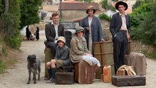 The cast of 'The Durrells'
