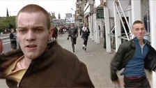 It is 20 years since cult film Trainspotting was released
