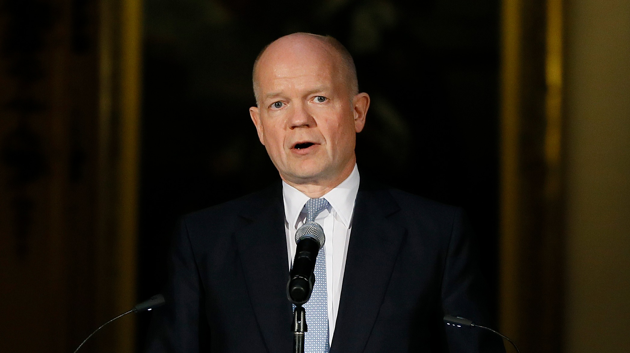 Lord Hague: 'Voters can't expect all MPs to be perfect'
