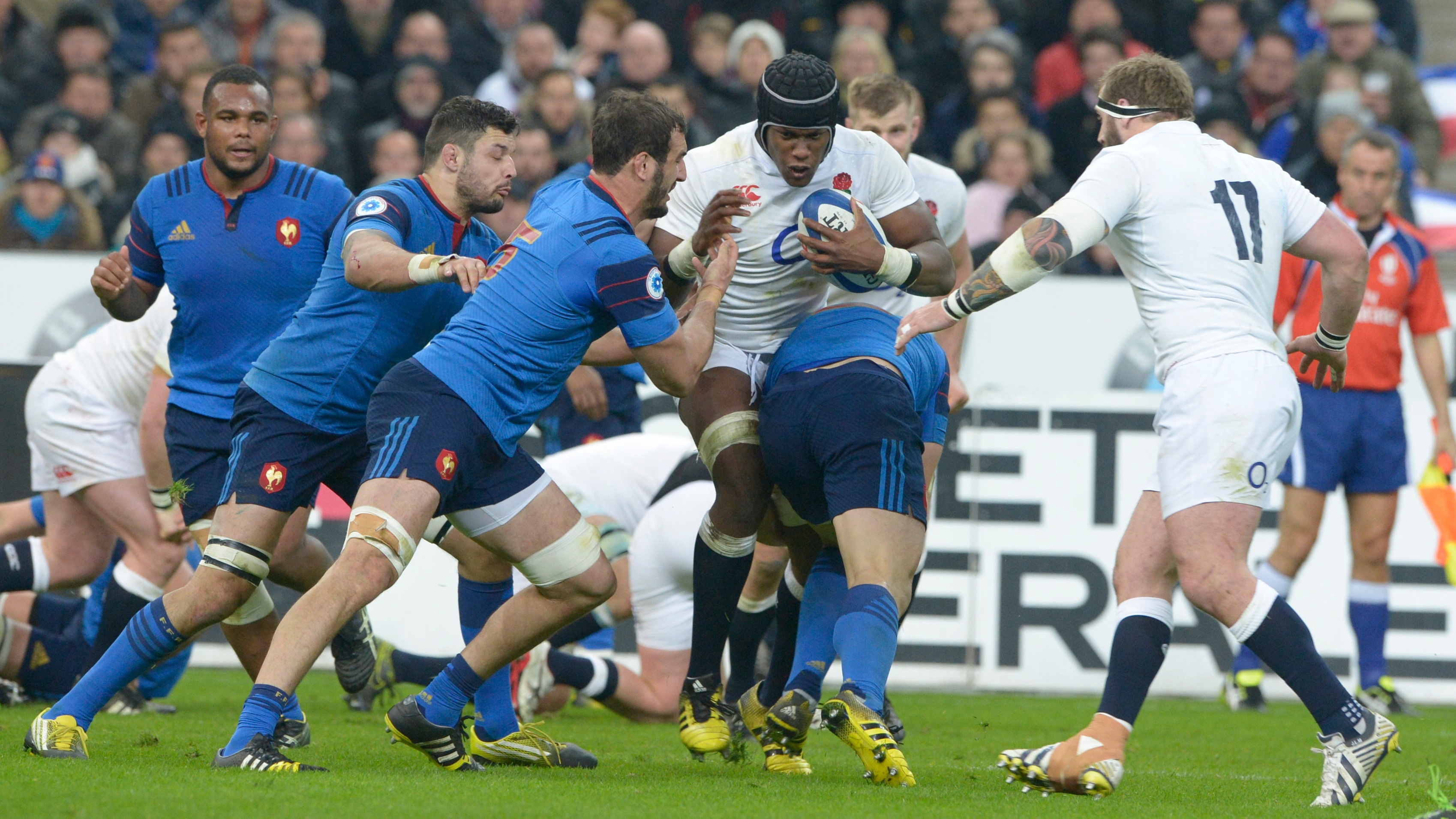 England rugby players shortlisted for European award - ITV ...