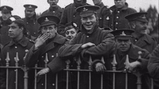 Filmed and not forgotten - a unique tribute to the First World War soldiers