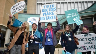 Junior doctors are set for another two day walk out starting tomorrow