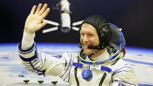 Wiltshire astronaut to stay in space longer