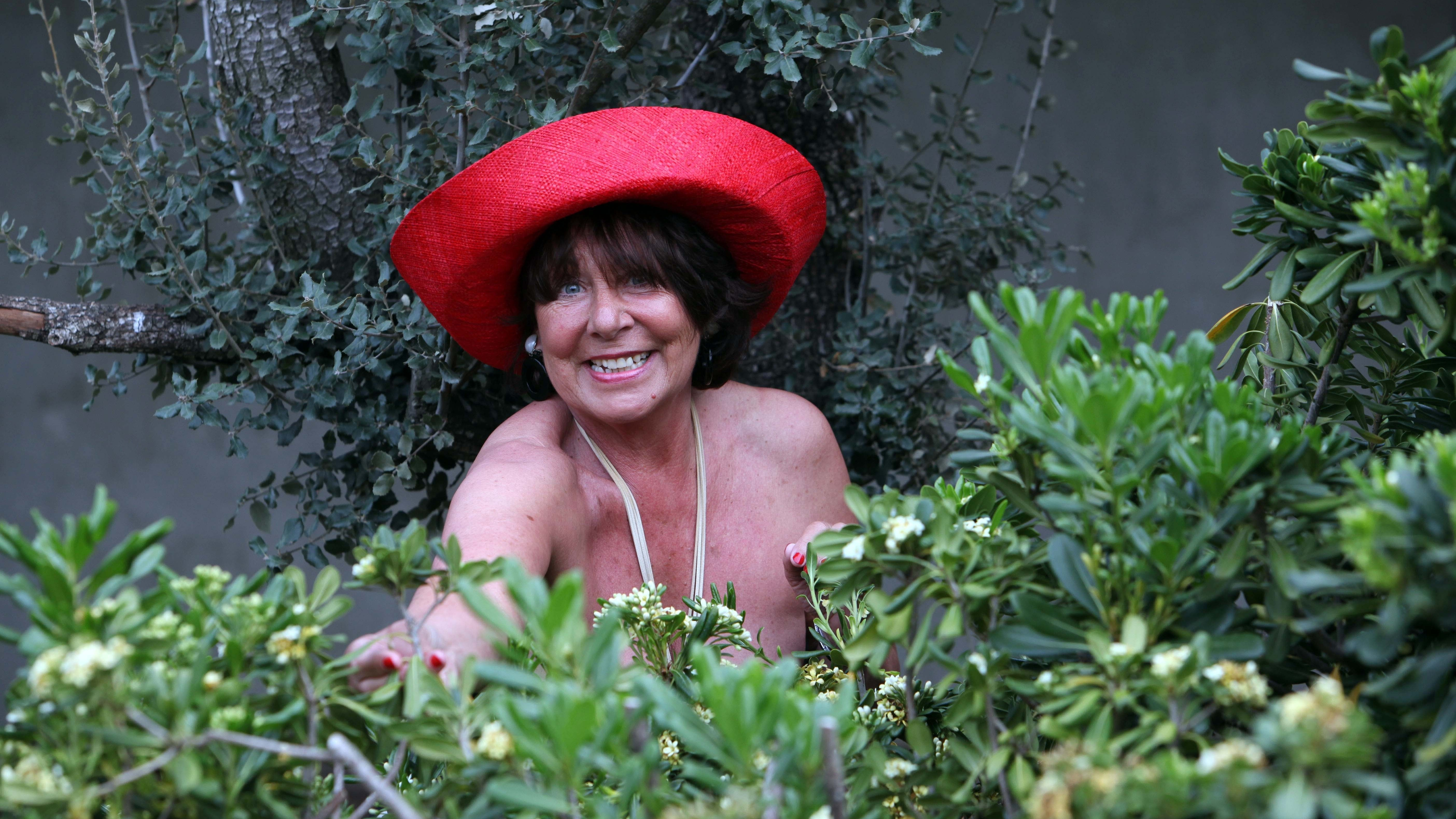 Hoes Abound On World Naked Gardening Day May 2   HuffPost