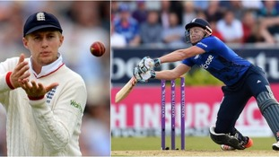 Root (L) and Bairstow have both been in fine form